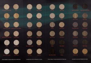 Jax Oleum Colour Chart Front Dec 2018 Jax Oleum